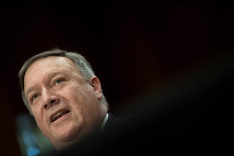 Democrats are skeptical of Mike Pompeo. But confirming him may improve U.S. foreign policy.