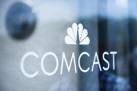 Comcast challenges Rupert Murdoch with rival bid for U.K.-based Sky