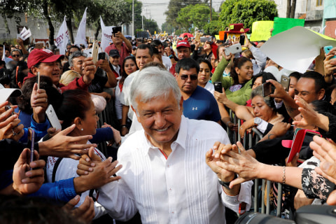 Can Mexico's new president change the course of strained U.S.-Mexico relations?