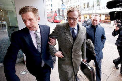 Inside the final days of Cambridge Analytica: Failed rebrands, fleeing clients and Nerf basketball