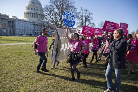 Trump targets Planned Parenthood, family planning services with new abortion rule
