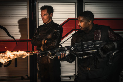 HBO's updated 'Fahrenheit 451' portrays a dystopian future that's scary because of how normal it feels