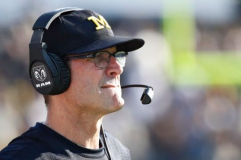You won't believe where Jim Harbaugh is bringing his Michigan team next spring