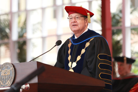 USC president C.L. Max Nikias to quit amid sex abuse scandal