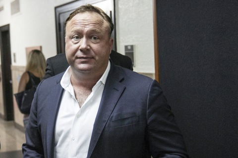Six more families sue Alex Jones over Sandy Hook conspiracy claims