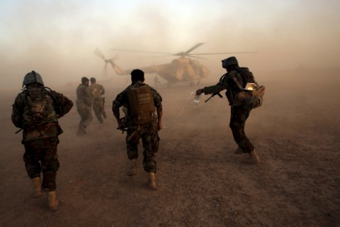 U.S. effort to stabilize Afghanistan is $5 billion failure, watchdog says