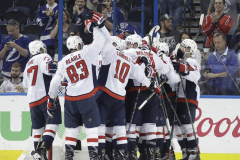 Capitals heading to Stanley Cup Final for first time in 20 years