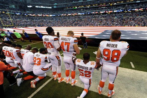 NFL anthem debate: How the league can resolve issue of players who protest