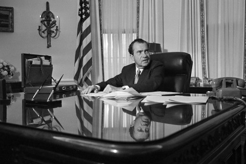 Trump 'Spygate' meeting followed Nixon's playbook. But having inside information didn't help Nixon.