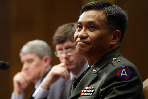 A retired major general takes on a new mission: making sure World War II vets get their due