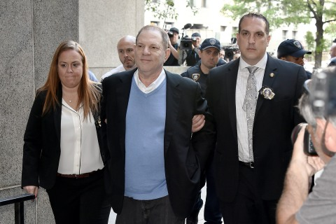 Seeing Harvey Weinstein in handcuffs was cathartic but it doesn't solve society's sexual abuse problem
