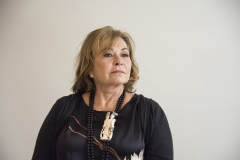 Roseanne Barr gives tearful interview after scandal: 'I'm not a racist, I'm an idiot'