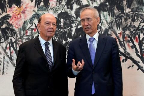 China warns trade agreements at risk if U.S. imposes tariffs