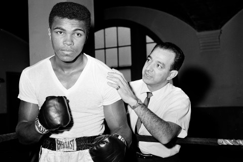 Float Like a Butterfly: Muhammad Ali's life in photos