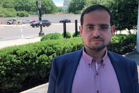 He spied on al Qaeda from the inside, until he had to run for his life