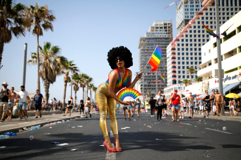 Pride illuminates acceptance across the globe