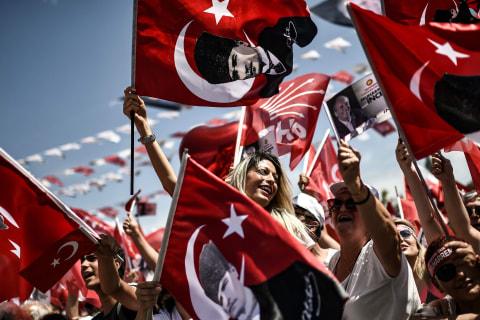 Turkey's election campaigns are marred by violence