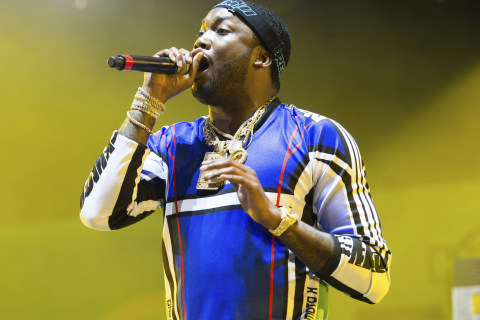 Meek Mill's supporters rally at Philadelphia court ahead of hearing in case