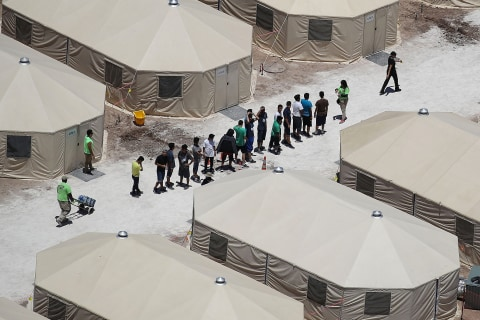 Border separations show why the U.S. doesn't have orphanages any more