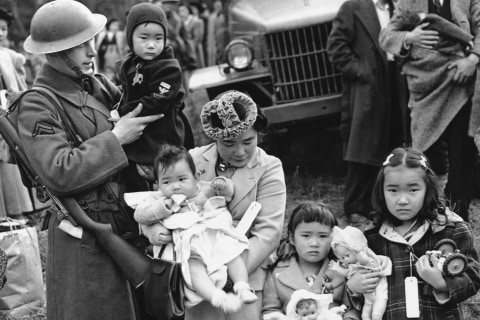 Trump's family separation policy echoes my family's World War II internment. That damage lasted decades.