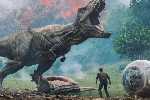 'Jurassic World': Paleontologist who inspired Alan Grant role talks real-life dino science