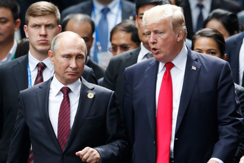 What Trump wants in Helsinki — and what Putin wants from him