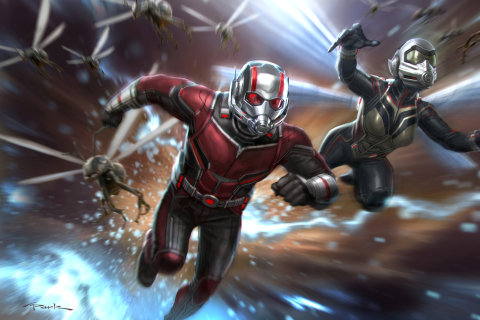 'Ant-Man' science adviser explains the real-life physics behind the film