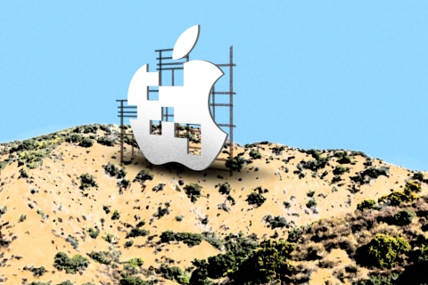 Apple's script for conquering Hollywood is a mystery so far