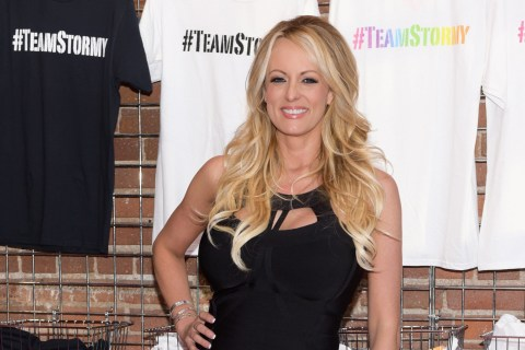Stormy Daniels dances at another Ohio club night after arrest