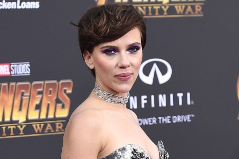 Scarlett Johansson says she will not play trans man after controversy