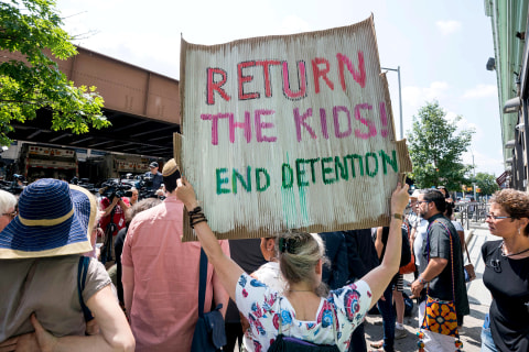 Trump's border policy is traumatizing migrant children. Here's the psychology research that could help.