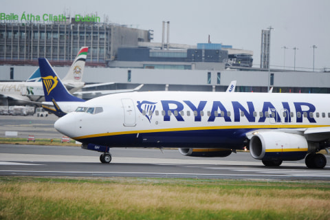 Passengers furious at Ryanair after pressure drop forces landing