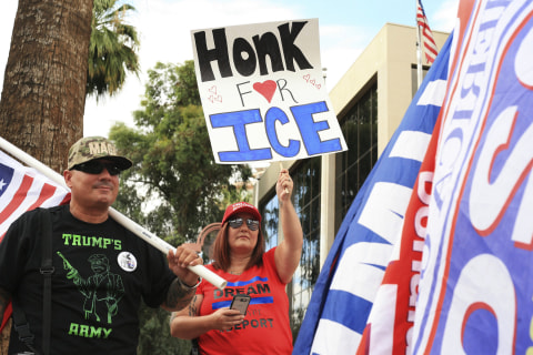 House passes resolution supporting ICE, denouncing calls for its abolishment
