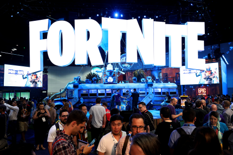 Massive 'Fortnite' security hole allowed hackers to take over accounts, eavesdrop on chats
