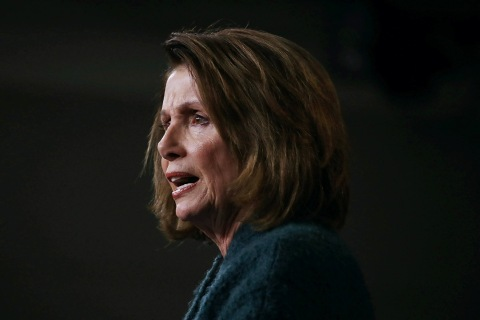Trump uses Pelosi to attack Democrat as polls open in Ohio special election