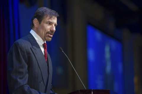 Tech billionaire Henry Nicholas accused of trafficking drugs in Las Vegas