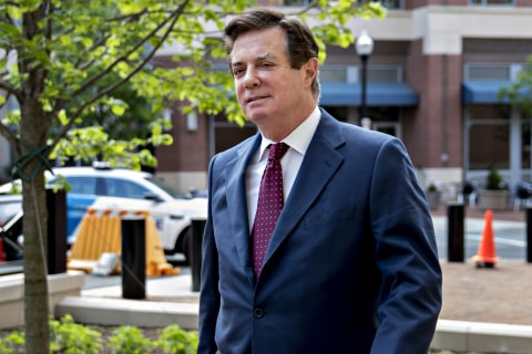 Prosecution rests in fraud trial of former Trump campaign chair Paul Manafort