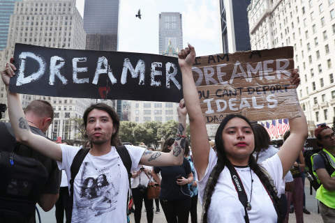 DACA is really helping young immigrants. But are they too afraid, unsure to renew?