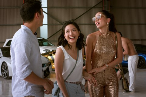 'Crazy Rich Asians' dazzles box office with $34 million five-day opening