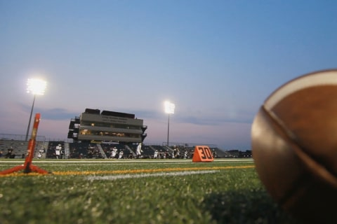 The Friday night lights start to dim on high school football