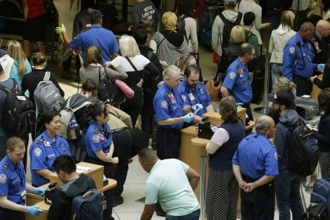 Air marshal defends controversial 'Quiet Skies' program that monitors passengers in airports and on planes
