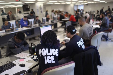 DHS transferred $169 million from other programs to ICE for migrant detention