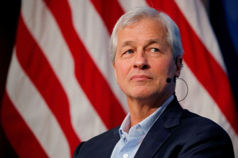 JPMorgan shares surge after record quarterly profits