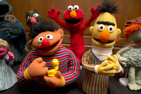 Bert and Ernie are indeed a gay couple, 'Sesame Street' writer claims