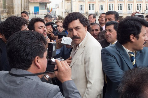 Javier Bardem plays Pablo Escobar without 'glamour' in new movie, 'Loving Pablo'