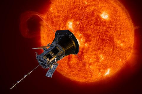 NASA probe now closer to sun than any spacecraft ever