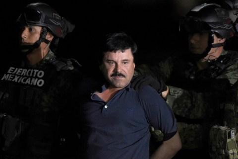 'El Chapo' trial: Jury gets video tour of drug tunnel
