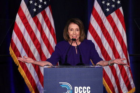 With Pelosi, Democrats are stuck between a gavel and a hard place