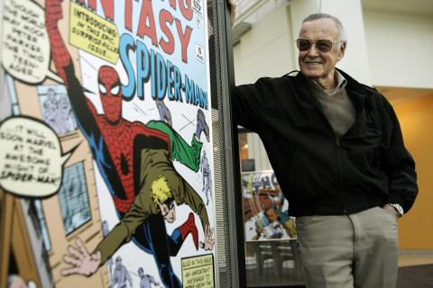 Stan Lee, creator of legendary Marvel comic book superheroes, dies at 95
