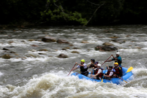 Colombia seeks to expand tourism as it sees big bump in visitors